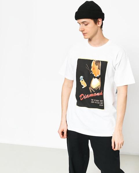 Diamond Supply Co. Worlds Finest T-Shirt