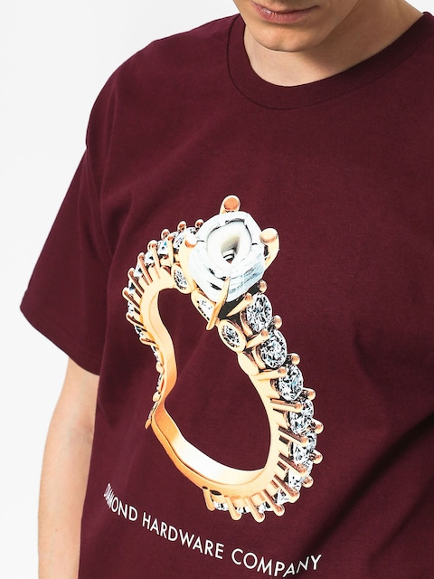 Diamond Supply Co. Hardware Ring T-shirt