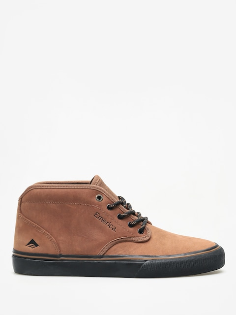 Emerica Wino G6 Mid Shoes (tan/black)