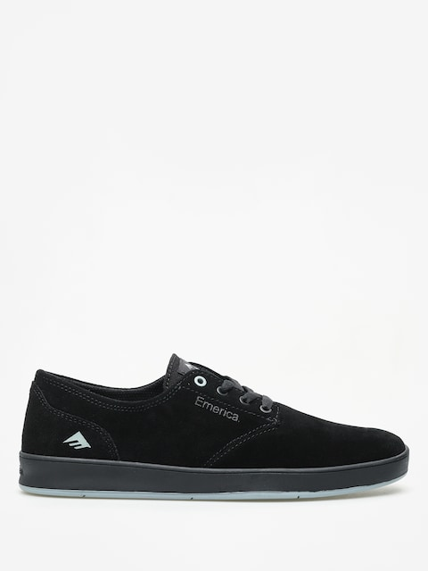 Emerica The Romero Laced Shoes (black/black/blue)