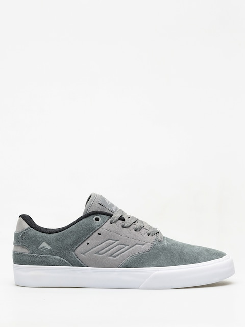 Emerica The Reynolds Low Vulc Shoes (grey/light grey)