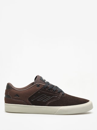 Emerica The Reynolds Low Vulc Shoes (brown)