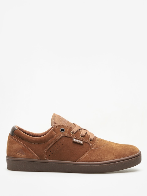 Emerica Figgy Dose Shoes (tan/gum)