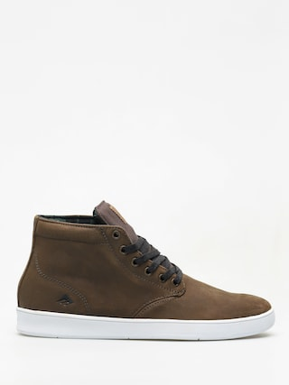 Emerica Romero Laced High Shoes (brown/white)