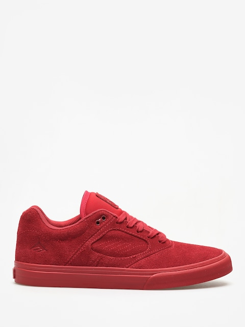 Emerica Reynolds 3 G6 Vulc X Baker Shoes (red)