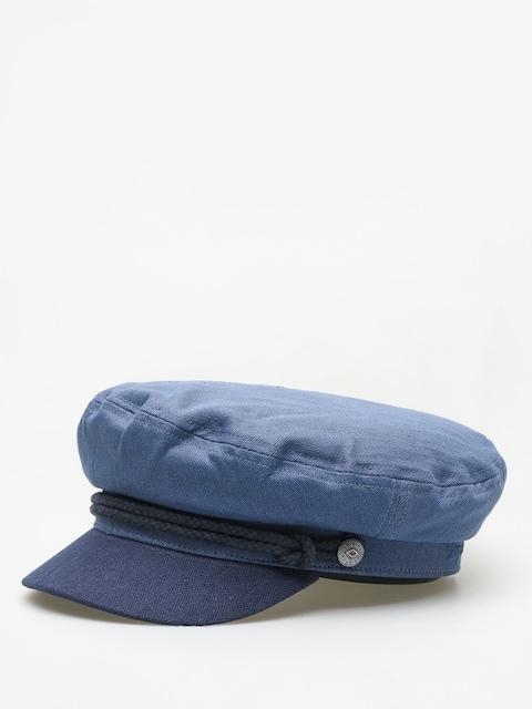 Brixton Fiddler ZD Flat cap Wmn (blue/dark navy)