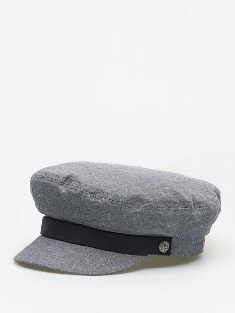Brixton Fiddler ZD Flat cap Wmn (middle grey)