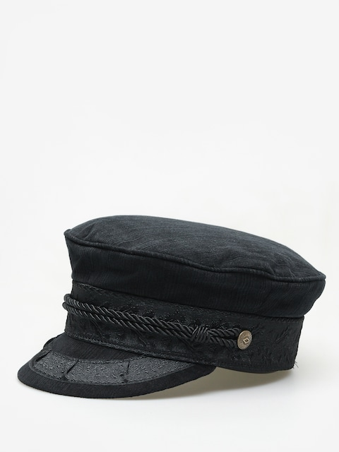 Brixton Albany ZD Flat cap Wmn (black/black)