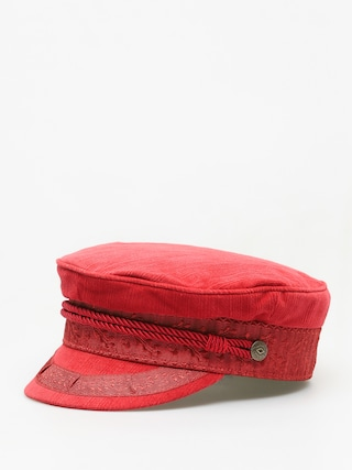 Brixton Albany ZD Flat cap Wmn (burnt orange)