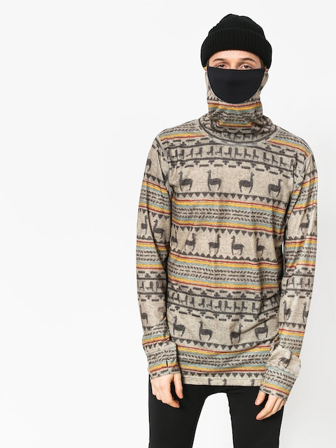 Burton Mdwt Long Neck Underwear (bowlpacker)