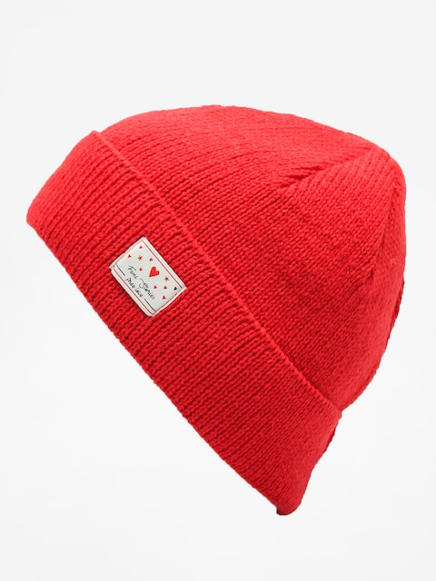 Femi Stories Speedy Beanie Wmn (red)