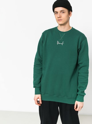Stoprocent Base Smalltag Sweatshirt (green)