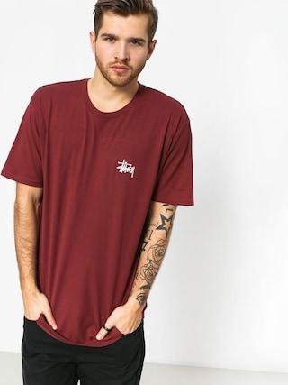Stussy Basic T-shirt (wine)