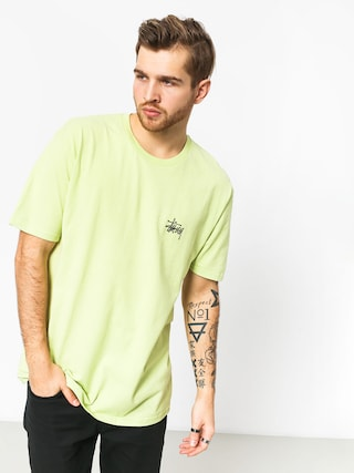 Stussy Basic T-shirt (pale green)