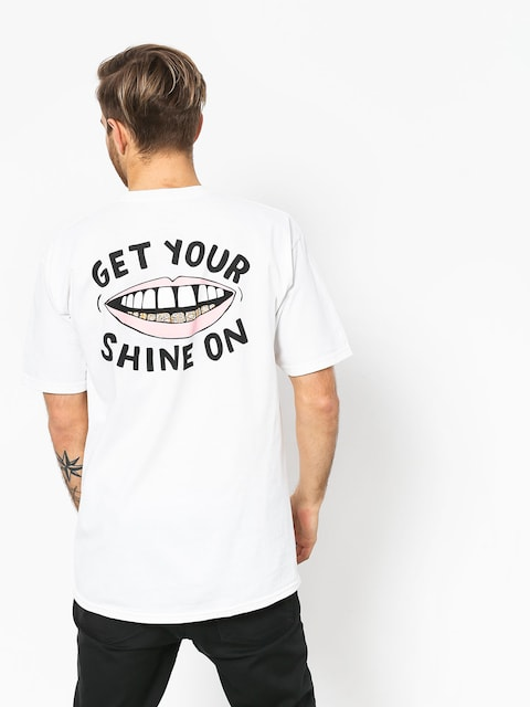 Diamond Supply Co. Shine On T-shirt (white)