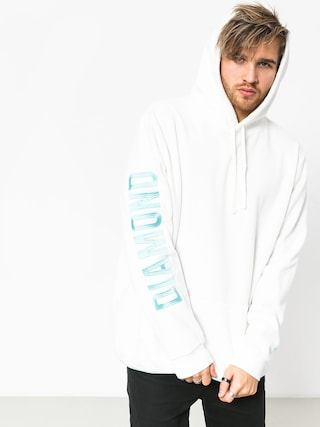 Diamond Supply Co. Polar HD Hoodie (white)