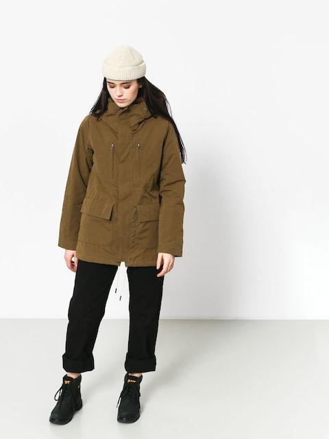 Burton Jacket Albury Parka Wmn (hickory)