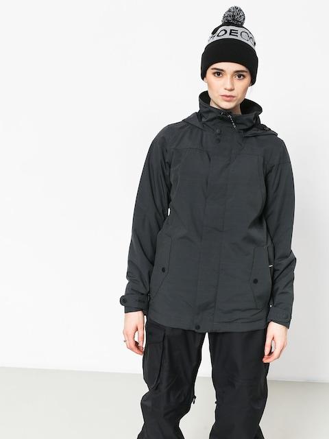 Burton Snowboard jacket Jet Set Wmn (true black heather)