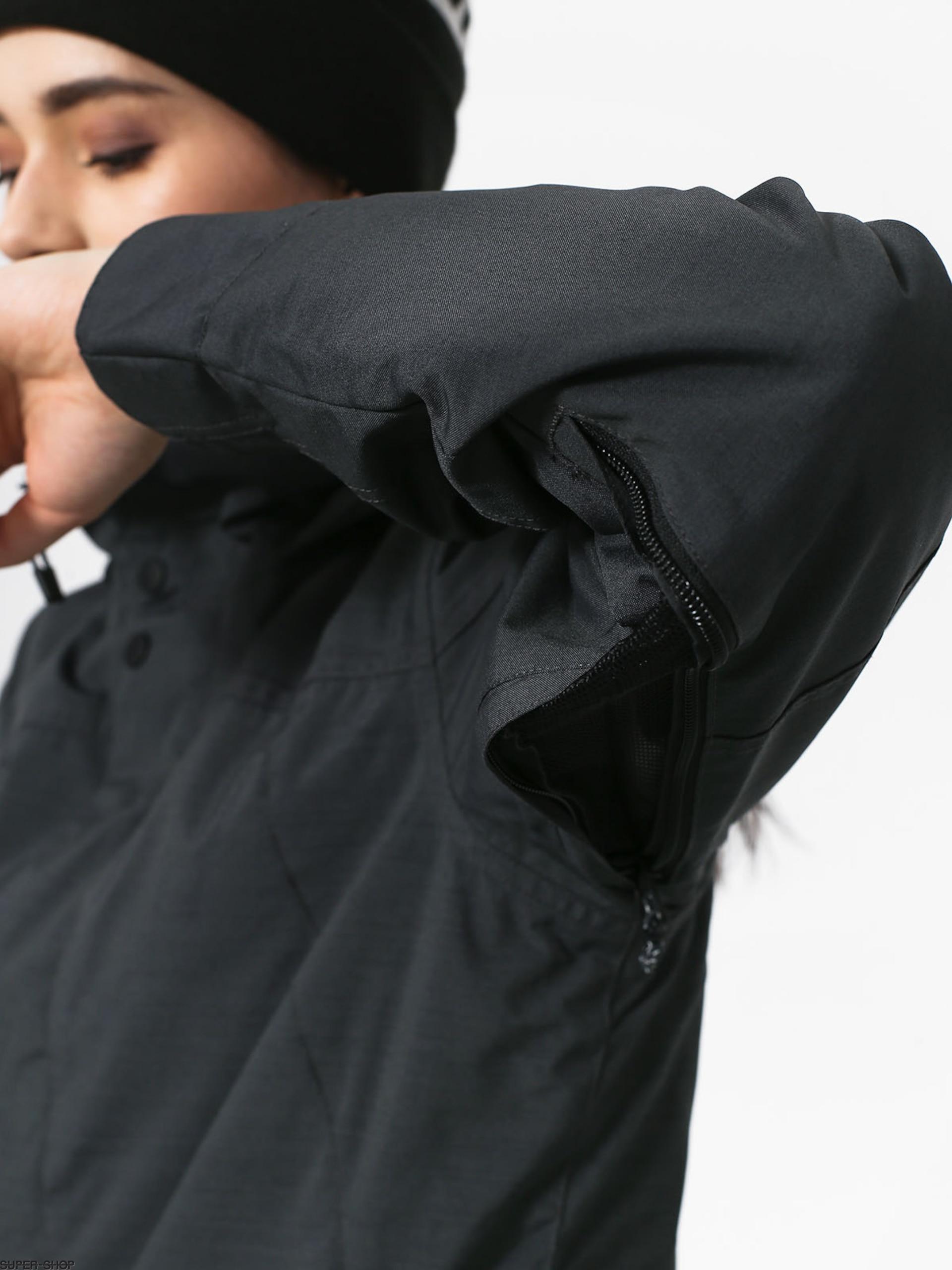 945bf7f3 Burton Snowboard jacket Jet Set Wmn (true black heather)
