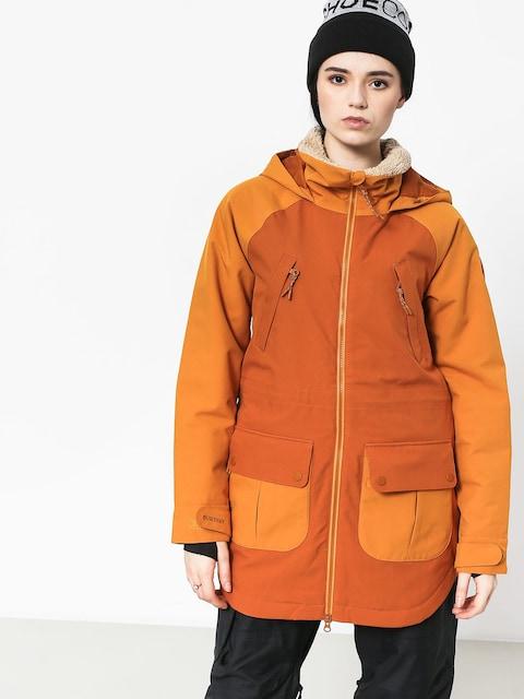 Burton Snowboard jacket Prowess Wmn (adobe/saushd)
