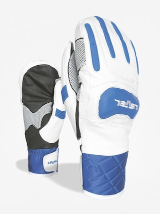 Level Race Mitt Gloves (light blue)