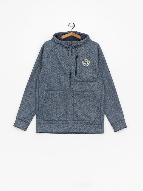 Burton Crown Bndd ZHD Active sweatshirt (mood indigo twill)