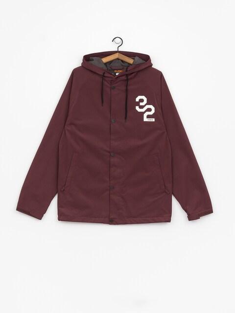 ThirtyTwo Grasser Snowboard jacket (burgundy)