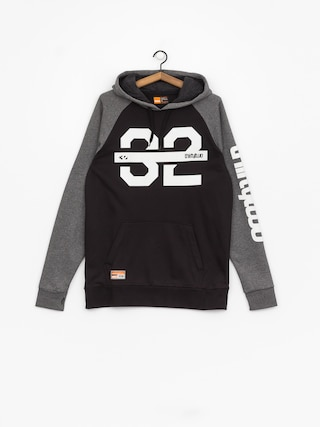 ThirtyTwo Marquee HD Hoodie (charcoal/heather)
