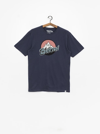 Burton Retro Mtn T-shirt (mood indigo)
