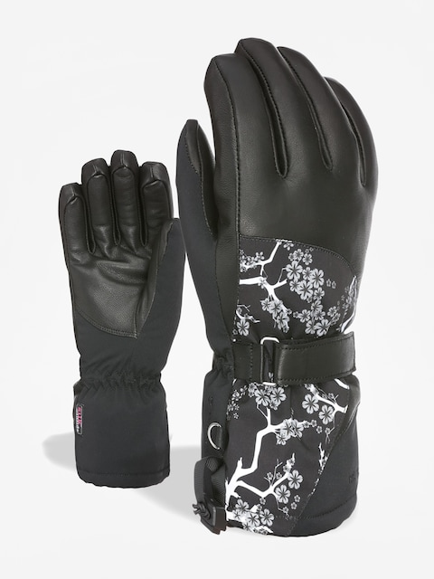 Level Bliss I Crystal Gore Tex Gloves Wmn (black grey)