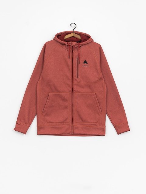 Burton Crown Bndd ZHD Active sweatshirt (sparrow heather)