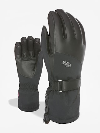 Level Bliss I Crystal Gore Tex Gloves Wmn (black)