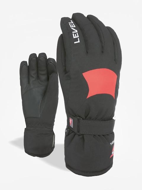 Level Super Radiator Jr Gore Tex Gloves (pk black)