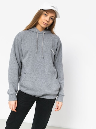Diamante Wear Basic Grey HD Hoodie (grey)