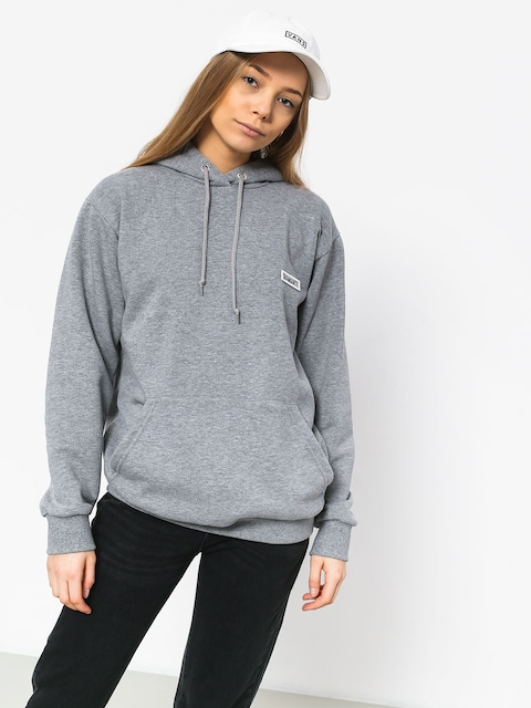 Diamante Wear Basic Grey HD Hoodie