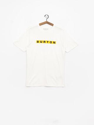 Burton Dp Thnkr T-shirt (stout white)