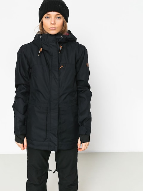 Roxy Andie Snowboard jacket Wmn (true black)