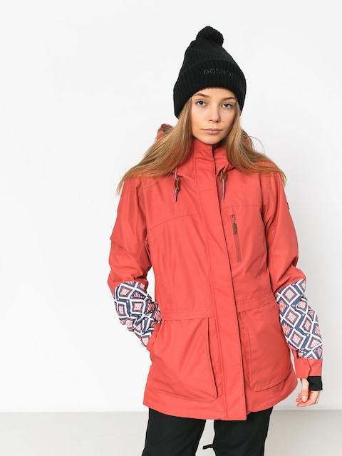 Roxy Andie Snowboard jacket Wmn (dusty cedar)