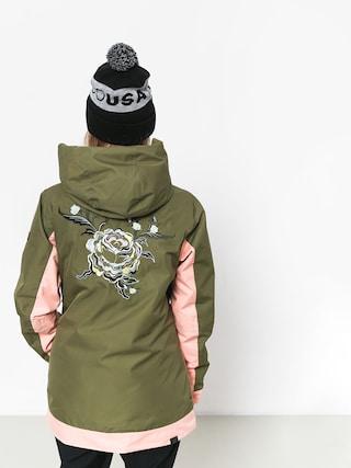 Roxy Tb Snowflake Snowboard jacket Wmn (four leaf clover)