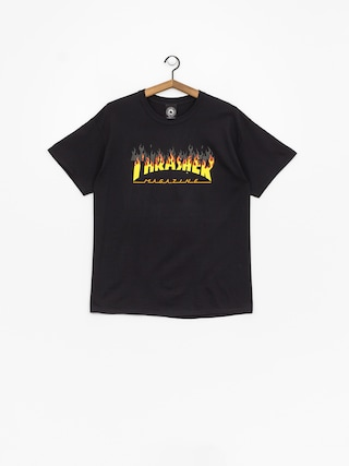 Thrasher Bbq T-shirt (black)