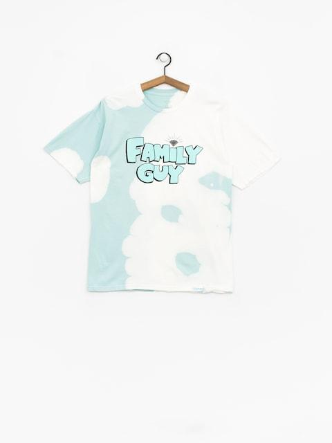 Diamond Supply Co. Family Guy Crystal Wash T-shirt
