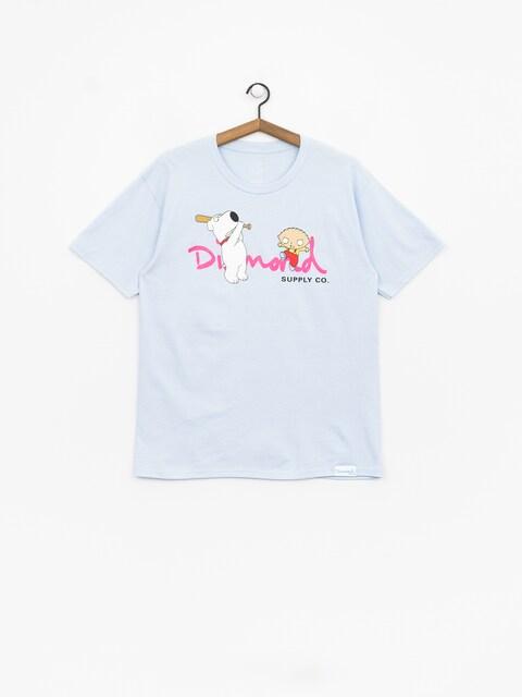 Diamond Supply Co. Family Guy Og Script T-shirt