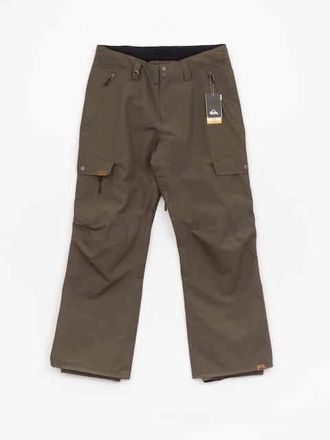 Quiksilver Porter Snowboard pants (grape leaf)