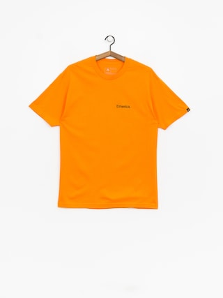 Emerica Pure Embroidery T-shirt (orange)
