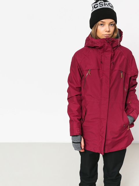 Roxy Tribe Snowboard jacket Wmn (beet red)