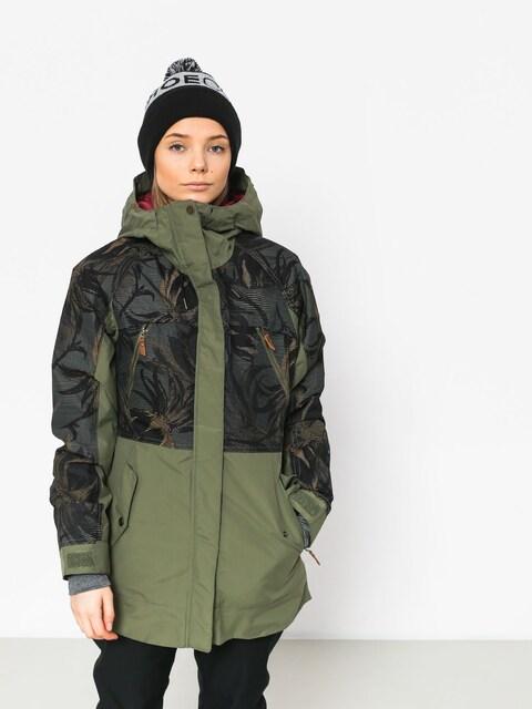 Roxy Tribe Snowboard jacket Wmn (swell flowers)