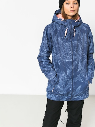 Roxy Valley Hoodie Snowboard jacket Wmn (washed floral)
