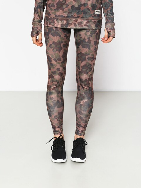 Burton Ltwt Pant Underwear Wmn (moss camo)