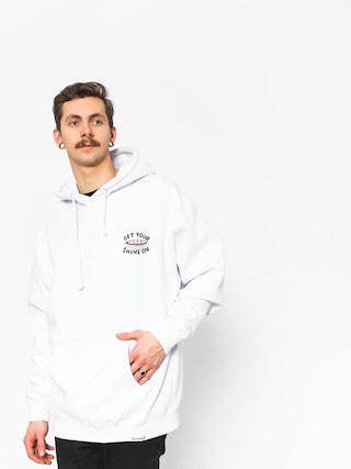 Diamond Supply Co. Shine On Hoodie (white)