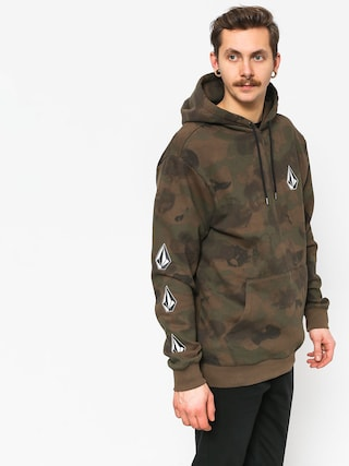 Volcom Deadly Stones HD Hoodie (cam)